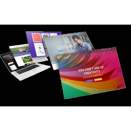 Заказать разработку сайта-визитки