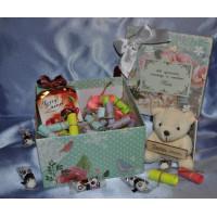 Подарок с конфетами для мамы/девушки/жены/подруги